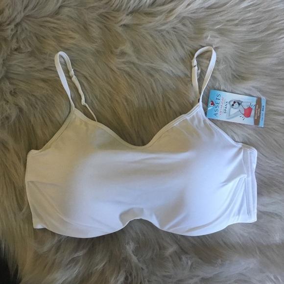 262e00bd19 Spanx Cami Bra Size 38D White NWT